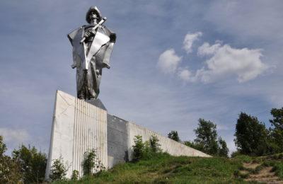 Socha Juraja Jánošíka