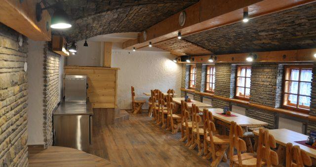 Nová štýlová reštaurácia pre Vás otvorená.