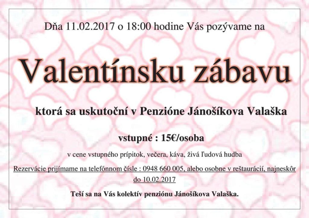 valentínska pozvánka_zabava