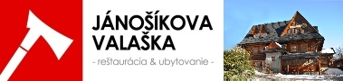 Penzión Jánošíkova valaška Terchová